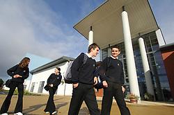 Burnside Community College, students. UK