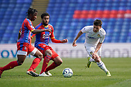 Kun Temenuzhkov of Leeds United U23 in action during the U23 Professional Development League match between U23 Crystal Palace and Leeds United at Selhurst Park, London, England on 15 April 2019.
