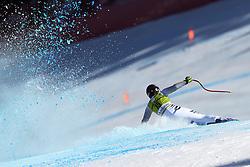 March 14, 2019 - ANDORRA - Viktoria Rebensburg (GER) during Ladies Super Giant of Audi FIS Ski World Cup Finals 18/19 on March 14, 2019 in Grandvalira Soldeu/El Tarter, Andorra. (Credit Image: © AFP7 via ZUMA Wire)
