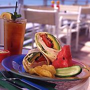Turkey wrap; sandwiches,food photographer,miami,<br /> miami food photography