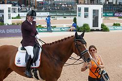 Voets Sanne, NED, Demantur<br /> World Equestrian Games - Tryon 2018<br /> © Hippo Foto - Sharon Vandeput<br /> 18/09/2018