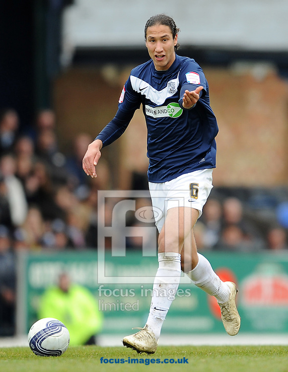 Picture by Andrew Timms/Focus Images Ltd. 07917 236526.05/05/12.Bilel Mohsni of Southend United during the Npower League 2 match against Macclesfield Town at Roots Hall Stadium, Southend.