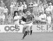 Bath, West Somerset. Great Britain.  <br /> Jamie SALMON.<br /> Bath Rugby vs Harlequins, The Recreation Ground [Rec]. 10.09.1988.<br /> <br /> [Mandatory Credit, Peter Spurrier/ Intersport Images].