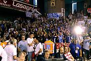 DESCRIZIONE : Reggio Emilia Lega A 2014-15 Grissin Bon Reggio Emilia - Banco di Sardegna Sassari playoff Finale gara 1 <br /> GIOCATORE : <br /> CATEGORIA : pregame before<br /> SQUADRA : <br /> EVENTO : LegaBasket Serie A Beko 2014/2015<br /> GARA : Grissin Bon Reggio Emilia - Banco di Sardegna Sassari playoff Finale gara 1<br /> DATA : 14/06/2015 <br /> SPORT : Pallacanestro <br /> AUTORE : Agenzia Ciamillo-Castoria /M.Marchi<br /> Galleria : Lega Basket A 2014-2015 <br /> Fotonotizia : Reggio Emilia Lega A 2014-15 Grissin Bon Reggio Emilia - Banco di Sardegna Sassari playoff Finale gara 1<br /> Predefinita :