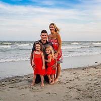 Harris Family Beach Portraits
