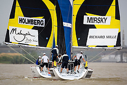 2008 Monsoon Cup. Torvar Mirsky and Magnus Holmberg (Saturday the 6th December 2008). .
