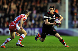 Sam Beard of Edinburgh Rugby - Photo mandatory by-line: Patrick Khachfe/JMP - Mobile: 07966 386802 01/05/2015 - SPORT - RUGBY UNION - London - The Twickenham Stoop - Edinburgh Rugby v Gloucester Rugby - European Rugby Challenge Cup Final