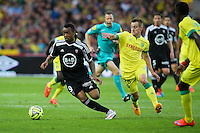 Jordan AYEW / Valentin RONGIER - 16.05.2015 - Nantes / Lorient - 37eme journee de Ligue 1<br />