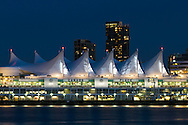 Canada Place in Vancouver is now a trade and convention center, as well as a cruise ship port, but during Expo '86 it was the Canadian Pavillion.