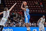 DESCRIZIONE : Beko Final Eight Coppa Italia 2016 Serie A Final8 Quarti di Finale Vanoli Cremona - Dinamo Banco di Sardegna Sassari<br /> GIOCATORE : Josh Akognon<br /> CATEGORIA : Tiro Tre Punti Three Point Controcampo<br /> SQUADRA : Dinamo Banco di Sardegna Sassari<br /> EVENTO : Beko Final Eight Coppa Italia 2016<br /> GARA : Quarti di Finale Vanoli Cremona - Dinamo Banco di Sardegna Sassari<br /> DATA : 19/02/2016<br /> SPORT : Pallacanestro <br /> AUTORE : Agenzia Ciamillo-Castoria/L.Canu