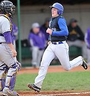 Midview vs Lakewood varsity high school baseball at The Pipe Yard in Lorain, Ohio on May 24, 2013..© David Richard