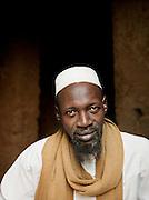 A teacher at the Koranic school in Djenné, Mali