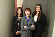 SHOT 12/4/19 11:16:07 AM - McGuane & Hogan, P.C., a Colorado family law firm located in Denver, Co. Includes attorneys Kathleen Ann Hogan, Halleh T. Omidi and Katie P. Ahles. (Photo by Marc Piscotty / © 2019)