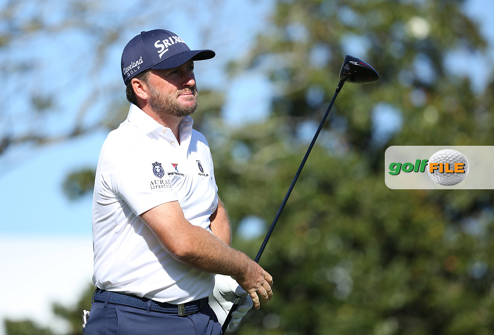 Graeme McDowell (NIR) during the 3rd round of the Arnold Palmer Invitational presented by Mastercard, Bay Hill, Orlando, Florida, USA. 07/03/2020.<br /> Picture: Golffile | Scott Halleran<br /> <br /> <br /> All photo usage must carry mandatory copyright credit (© Golffile | Scott Halleran)