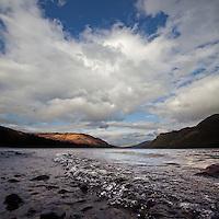Ullswater bubbles, Lake District, Cumbria, UK