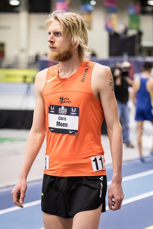 USATF Indoor Track & Field Championships: mens two mile, Chris Moen, Reebok