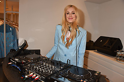Fearne Cotton at launch of Bimba Y Lola, 295 Brompton Road, London England. 26 April 2018.