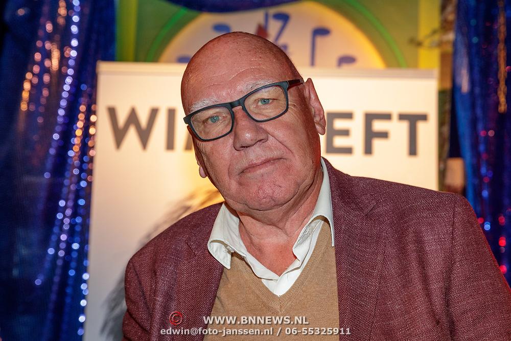 NLD/Amsterdam/20181030 - Boekpresentatie Wim Kieft - De Terugkeer, Kees Jansma
