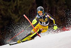 05.03.2017, Podkoren, Kranjska Gora, SLO, FIS Weltcup Ski Alpin, Kranjska Gora, Slalom, Herren, 1. Lauf, im Bild Erik Read (CAN) // Erik Read of Canada in action during his 1st run of men's Slalom of FIS ski alpine world cup at the Podkoren in Kranjska Gora, Slovenia on 2017/03/05. EXPA Pictures © 2017, PhotoCredit: EXPA/ Johann Groder