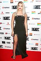 Louisa Johnson, The British LGBT Awards 2017, Grand Connaught Rooms, London UK, 12 May 2017, Photo by Brett D. Cove