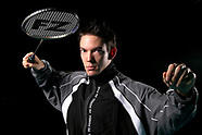 Nick Kidd - Badminton