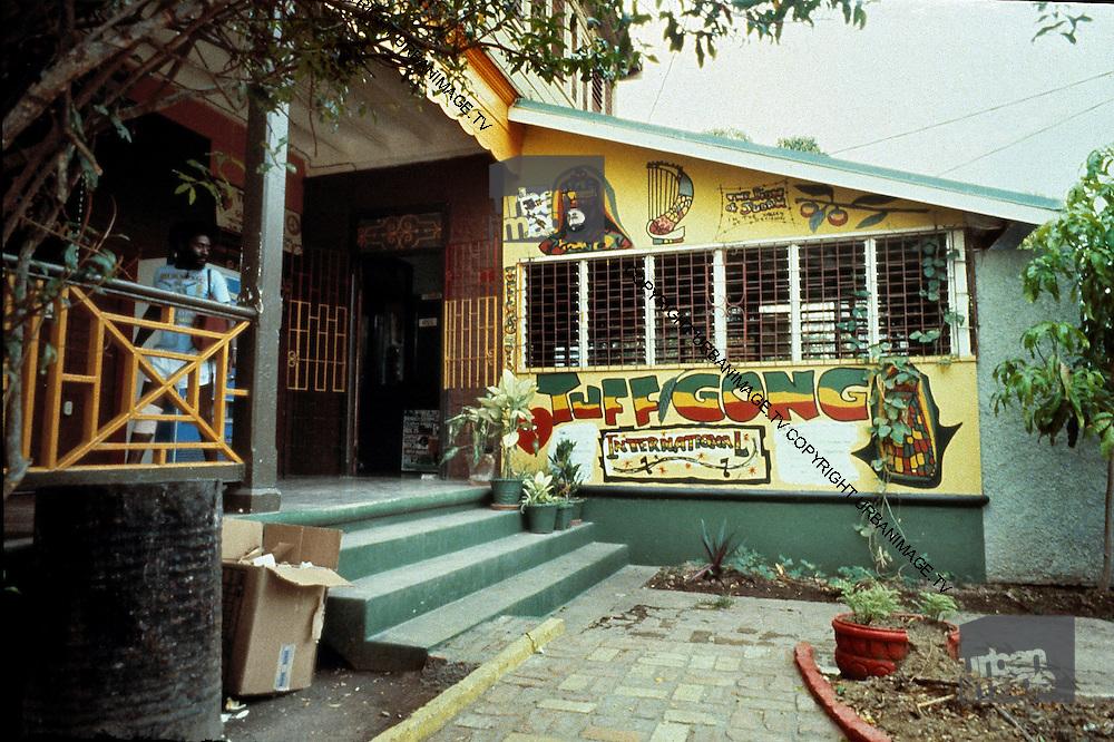 Tuff Gong 56 Hope Road Kingston