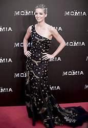 May 29, 2017 - Madrid, Spain - Annabelle Wallis attends 'The Mummy' premiere at Callao Cinema on May 29, 2017 in Madrid, Spain. (Credit Image: © Coolmedia/NurPhoto via ZUMA Press)