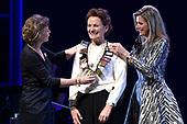 Koningin Maxima bij de Prins Bernhard Cultuurfonds