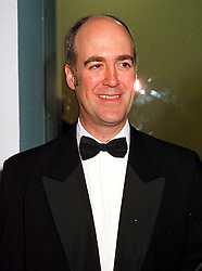 DR CHARLES SAUMAREZ SMITH Director of the National Portrait Gallery, at a dinner in London on 1st November 1999.MYJ 49