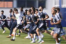 France Training - 18 June 2018