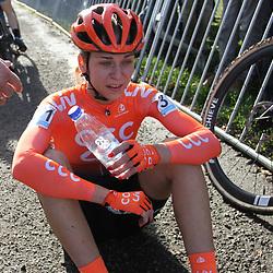 27-10-2019: Wielrennen: Superprestige Veldrijden:Inge van der Heijden