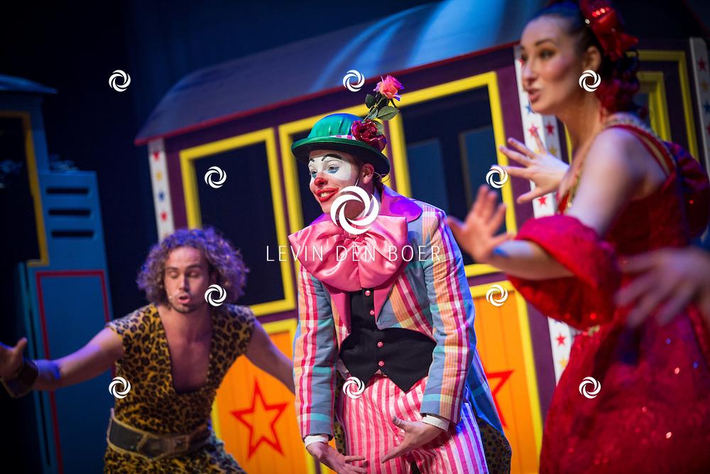 ETTEN-LEUR - Thomas de Trein is de nieuwe show van Van Hoorne Entertainment. FOTO LEVIN & PAULA PHOTOGRAPHY