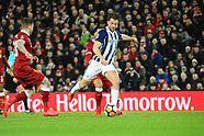 Liverpool v West Bromwich Albion 270118