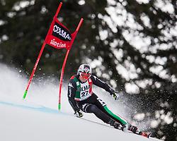 22.12.2013, Gran Risa, Alta Badia, ITA, FIS Ski Weltcup, Alta Badia, Riesenslalom, Herren, 1. Durchgang, im Bild Florian Eisath (ITA) // Florian Eisath of Italy in action during mens Giant Slalom of the Alta Badia FIS Ski Alpine World Cup at the Gran Risa Course in Alta Badia, Italy on 2012/12/22. EXPA Pictures © 2013, PhotoCredit: EXPA/ Johann Groder