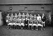 Irish Rugby Football Union, Ireland v Scotland, Five Nations, Landsdowne Road, Dublin, Ireland, Saturday 24th February, 1968,.24.2.1968, 2.24.1968,..Referee- M Joseph, Welsh Rugby Union, ..Score- Ireland 14 - 6 Scotland, ..Irish Team, ..T J Kiernan,  Wearing number 15 Irish jersey, Captain of the Irish team, Full Back, Cork Constitution Rugby Football Club, Cork, Ireland,..A T A Duggan, Wearing number 14 Irish jersey, Right Wing, Landsdowne Rugby Football Club, Dublin, Ireland,..B A P O'Brien, Wearing number 13 Irish jersey, Right Centre, Shannon Rugby Football Club, Limerick, Ireland,..F P K Bresnihan, Wearing number 12 Irish jersey, Left Centre, University College Dublin Rugby Football Club, Dublin, Ireland, ..R D Scott, Wearing number 11 Irish jersey, Left Wing, Queens University Rugby Football Club, Belfast, Northern Ireland, ..C M H Gibson, Wearing number 10 Irish jersey, Stand Off, N.I.F.C, Rugby Football Club, Belfast, Northern Ireland, ..B F Sherry, Wearing number 9 Irish jersey, Scrum Half, Terenure Rugby Football Club, Dublin, Ireland, ..K G Goodall, Wearing number 8 Irish jersey, Forward, City of Derry Rugby Football Club, Derry, Northern Ireland,..T J Doyle, Wearing number 7 Irish jersey, Forward, Wanderers Rugby Football Club, Dublin, Ireland, ..M G Doyle, Wearing number 6 Irish jersey, Forward, Blackrock College Rugby Football Club, Dublin, Ireland,  ..W J McBride, Wearing number 5 Irish jersey, Forward, Ballymena Rugby Football Club, Antrim, Northern Ireland,..M G Molloy, Wearing number 4 Irish jersey, Forward, University College Galway Rugby Football Club, Galway, Ireland,  ..P O'Callaghan, Wearing number 3 Irish jersey, Forward, Dolphin Rugby Football Club, Cork, Ireland, ..A M Brady, Wearing number 2 Irish jersey, Forward, Malone Rugby Football Club, Belfast, Northern Ireland, ..S Millar, Wearing number 1 Irish jersey, Forward, Ballymena Rugby Football Club, Antrim, Northern Ireland,.
