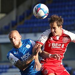Peterborough United v Fleetwood Town