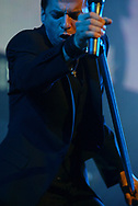 Dave Gahan of Depeche Mode at the 2005 KROQ Almost Acoustic Christmas at Universal Amphitheater in Los Angeles, CA.