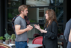 RELEASE DATE: March 17, 2017 TITLE: Song To Song STUDIO: Broad Green Pictures DIRECTOR: Terrence Malick PLOT: Two intersecting love triangles. Obsession and betrayal set against the music scene in Austin, Texas. STARRING: RYAN GOSLING as BV, PATTI SMITH. (Credit Image: © Broad Green Pictures/Entertainment Pictures/ZUMAPRESS.com)