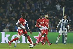 December 6, 2017 - Na - Porto, 06/12/2017 - Football Club of Porto received, this evening, AS Monaco FC in the match of the 6th Match of Group G, Champions League 2017/18, in Estádio do Dragão. Kevin N'Doram  (Credit Image: © Atlantico Press via ZUMA Wire)