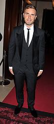 GARY BARLOW at the GQ Men of The Year Awards 2012 held at The Royal Opera House, London on 4th September 2012.