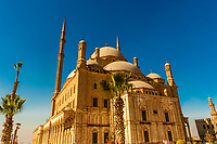 Mosque of Muhammad Ali, The Citadel, Old Cairo (Islamic Cairo), Cairo, Egypt