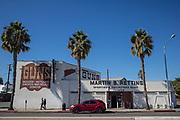 Gun store, Culver City, California, USA