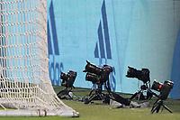Macchine fotografiche Remote. Remote cameras <br /> Torino 22-04-2018  Stadio Allianz Stadium  <br /> Football Campionato Serie A 2017/2018 <br /> Juventus - Napoli<br /> Foto Cesare Purini / Insidefoto