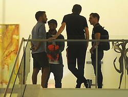October 3, 2017 - Na - Cascais, 10/02/2017 - Concentration of the National Futenol Team at the Hotel Mirage in Cascais. Eliseu  (Credit Image: © Atlantico Press via ZUMA Wire)