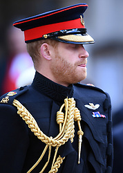The Duke of Sussex visits the Field of Remembrance at Westminster Abbey, London, UK, on the 8th November 2018. 08 Nov 2018 Pictured: The Duke of Sussex visits the Field of Remembrance at Westminster Abbey, London, UK, on the 8th November 2018. Photo credit: James Whatling / MEGA TheMegaAgency.com +1 888 505 6342