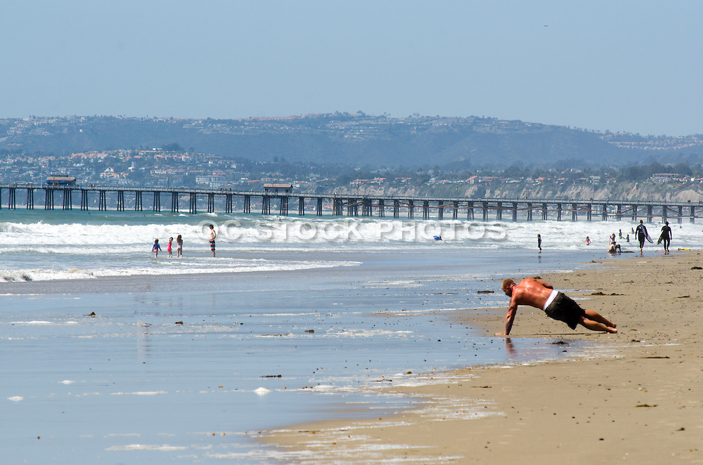 Active living on the Beach in San Clemente