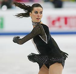28-01-2011 KUNSTRIJDEN: EK 2011 ISU EUROPEAN FIGURE SKATING CHAMPIONSHIPS: BERN<br /> Kurzprogramm Valentina Marchei (ITA)<br /> *** NETHERLANDS ONLY ***<br /> ©2011-WWW.FOTOHOOGENDOORN.NL- EXPA/ Newspix/ Manuel Geisser