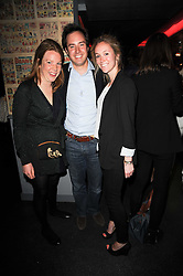 RYX_MAGGIES_LAUNCH The opening party of the nightclub Maggies at 329 Fulham Road, London SW10 on 22nd April 2010.