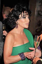 NANCY DELL'OLIO at a party to celebrate the new Stephen Webster store on Mount Street, London W1 followed by a dinner at Maddox, Mill Street, London on 24th June 2009.
