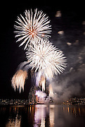 Fourth of July at Gas Works Park on  <br /> Lake Union.<br /> Seattle Times staff photographer